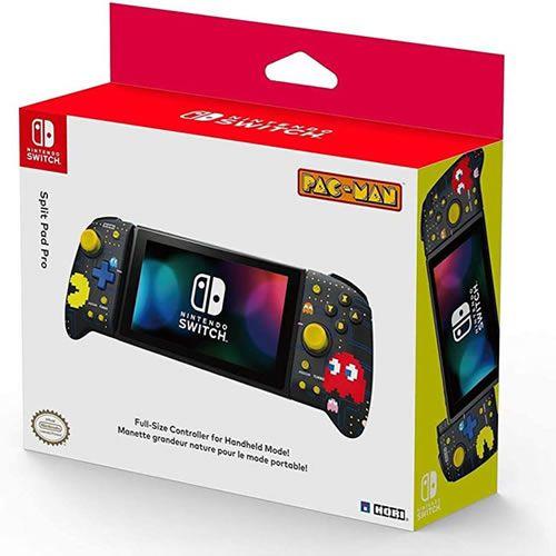 Controle Split Pad Pro Pac-Man - Hori