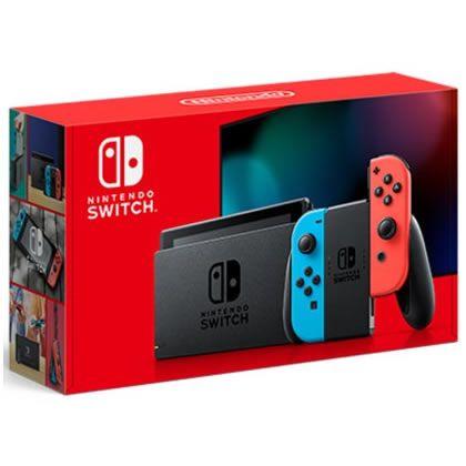 Console Nintendo Switch 32GB XKW  Colorido - Nintendo