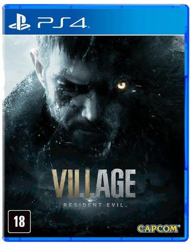 Game Resident Evil Village Upgrade PS4 / PS5