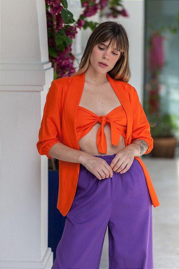Blazer Tangerine