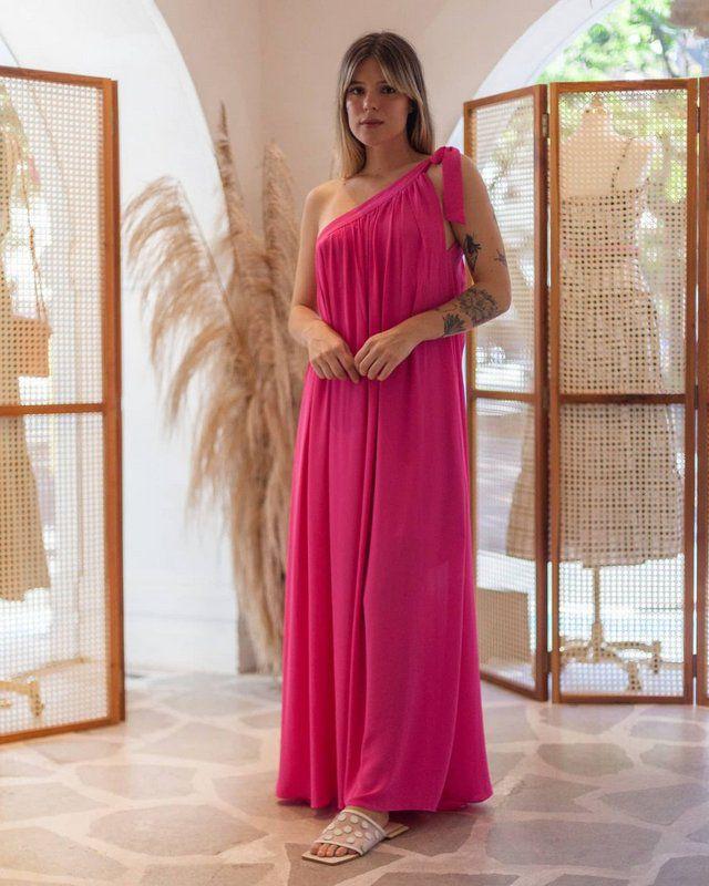 Vestido Madri Pink