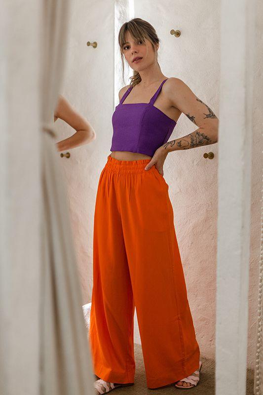 Pantalona Tangerine