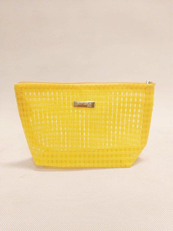 Necessaire Resort Amarelo