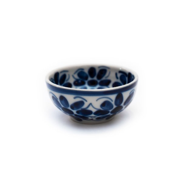 Tigelinha Mini 9,5cm Colonial Azul