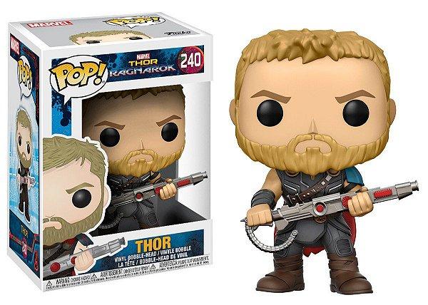 Boneco Funko Pop Thor Ragnarok 240