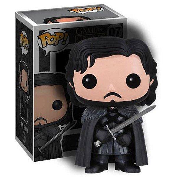Boneco Funko Pop Game of Thrones Jon Snow 07