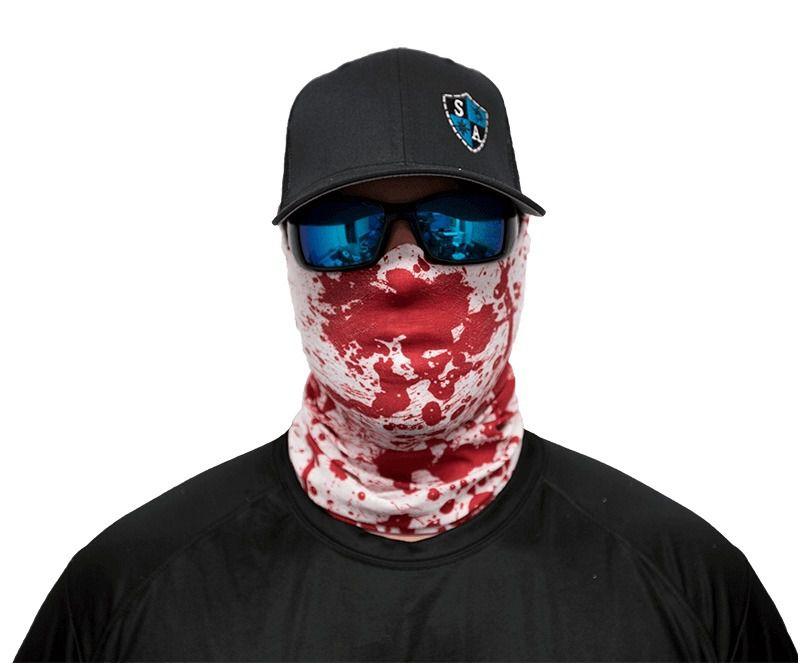 Bandana Balaclava Face Shield Sa Bloody