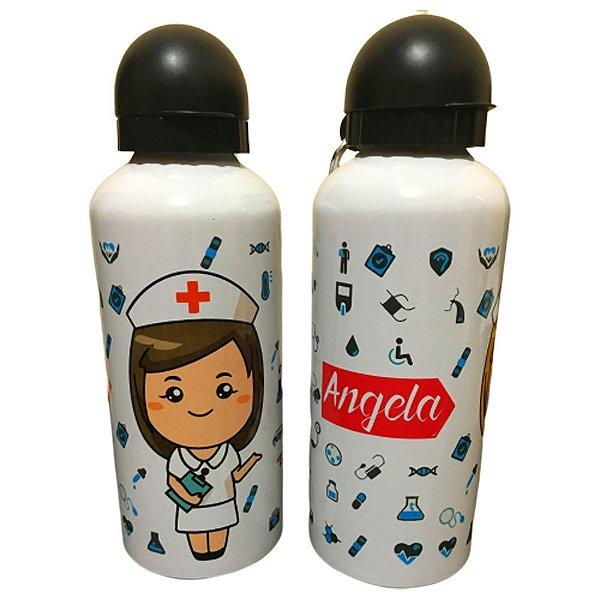 Squeeze Personalizado - Enfermagem - com nome