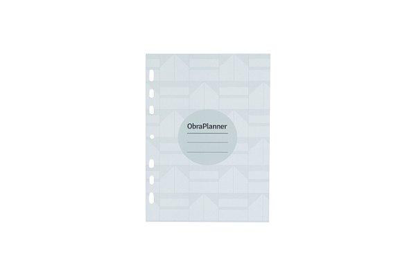Kit 5 ObraPlanners - Refil para ArqPlanner+