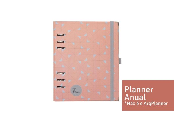 Planner Anual Profissional + Paginações - Kliass