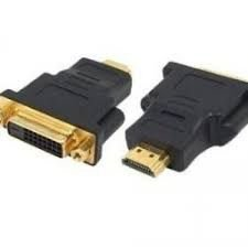 ADAPTADOR DVI 24 1 FÊMEA P/ HDMI MACHO ST-HDMI-DMF GENERICA BOX