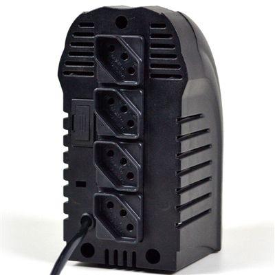 ESTABILIZADOR BIVOL 300VA 9001 POWEREST 4 TOMADAS TS SHARA BOX