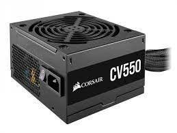 FONTE ATX 550W CV550 CP-9020210-BR 80 PLUS - BRONZE CORSAIR BOX