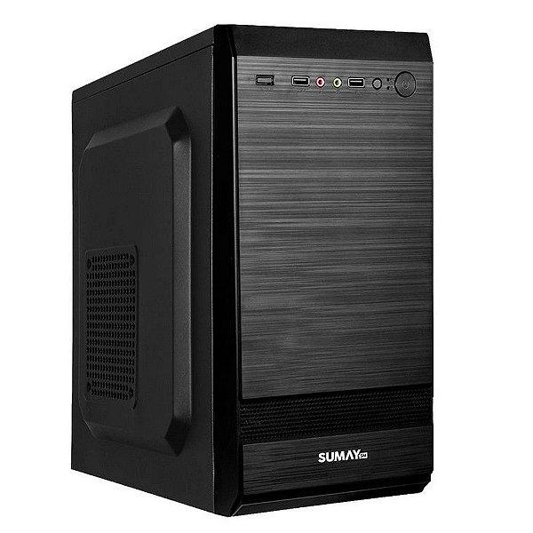 GABINETE SM-GB1317 TECH S/ FONTE SUMAY BOX