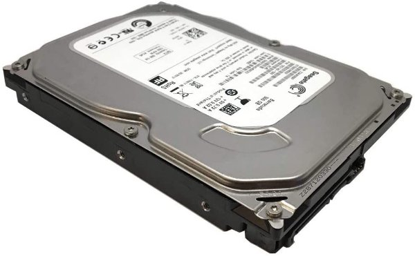 HD 500GB SATA 3 ST500DM002 7200 RPM DESKTOP BARRACUDA SEAGATE OEM