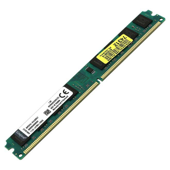 MEMORIA 2GB DDR2 667 MHZ KVR667D2N5/2G KINGSTON BOX