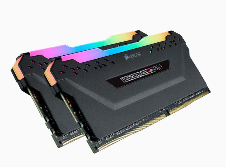 MEMORIA 32GB KIT (2X16GB) DDR4 3600 MHZ DESKTOP CMW32GX4M2D3600C18 VENGEANCE CORSAIR BOX