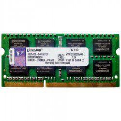 MEMORIA 4GB DDR3 1333 MHZ NOTEBOOK KVR1333D3S9/4GB KINGSTON BOX