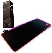 MOUSE PAD EG-411 GAMER 700 X 300 X 3 LED RGB EVOLUT BOX