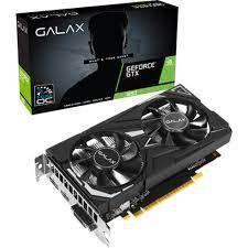 PLACA DE VIDEO 4GB GTX 1650 EX 1-CLICK OC 65SQL8DS66E6 GDDR6 128 BITS GEFORCE DP HDMI DVI-D GALAX BOX