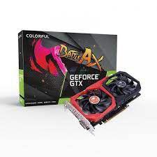 PLACA DE VIDEO 6GB PCIEXP GTX 1660 SUPER G-C1660S NB 6G-V 192 BITS GDDR6 COLORFUL BOX