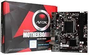 PLACA MAE 1151 MICRO ATX IH310C-MA6-V2 DDR4 VGA/HDMI USB 3.0 AFOX BOX
