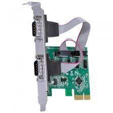 PLACA PCI-E SERIAL P2IE1-LP VINIK BOX