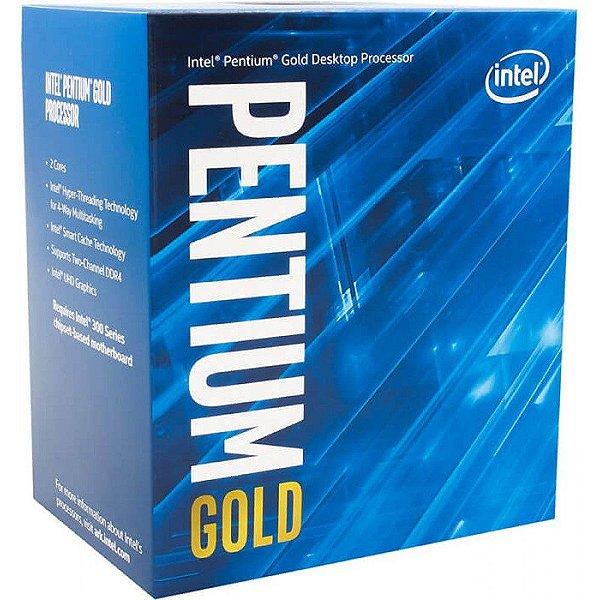 PROCESSADOR PENTIUM 1151 G5420 3.8 GHZ 4 MB CACHE COFFEE LAKE INTEL BOX