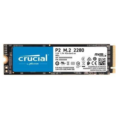 SSD 1000GB NVME M.2 CT1000P2SSD8 CRUCIAL BOX