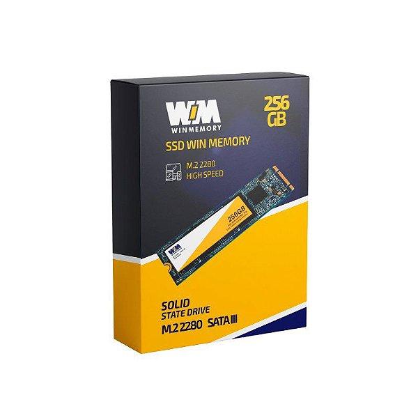 SSD 256GB M.2 2280 SWB256G-301II WIN MEMORY OEM