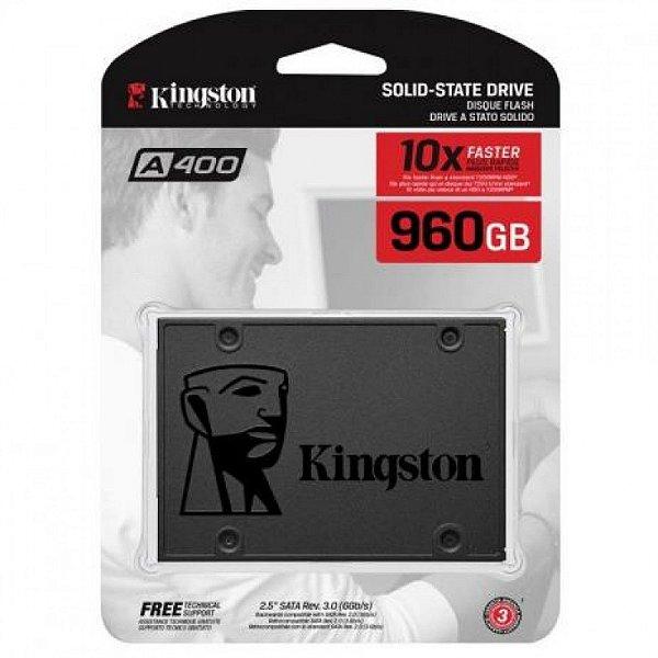 SSD 960GB SATA III SA400S37/960G KINGSTON BOX