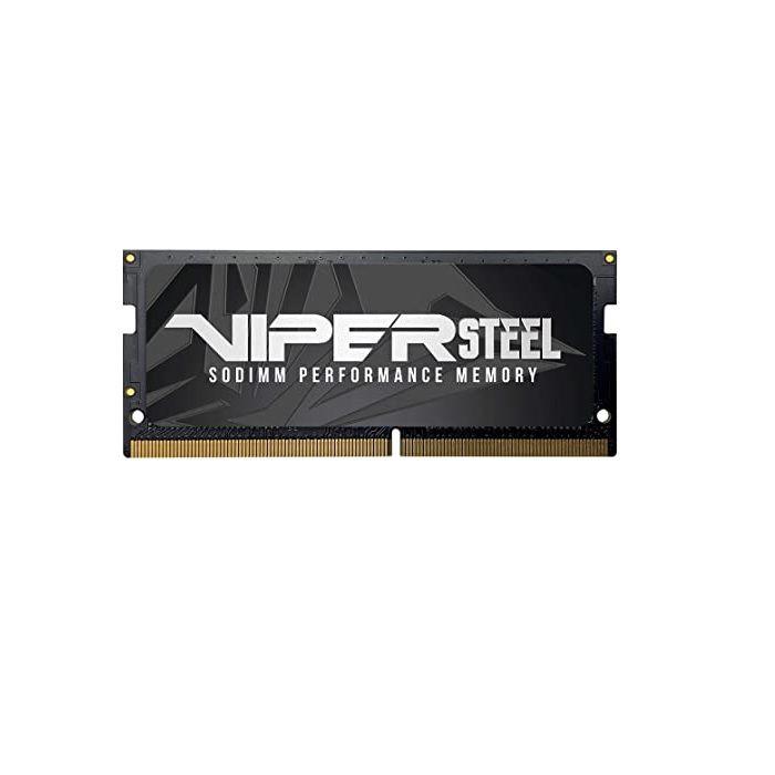 MEMORIA 16GB DDR4 2666 MHZ NOTEBOOK PE000654-PVS416G266C8S VIPER PATRIOT BOX