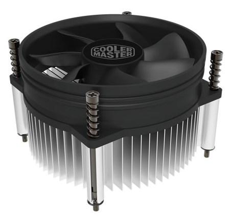 COOLER 1155 / 1150 / 1151 2000 RPM RH-I50-20FK-R1 COOLER MASTER BOX