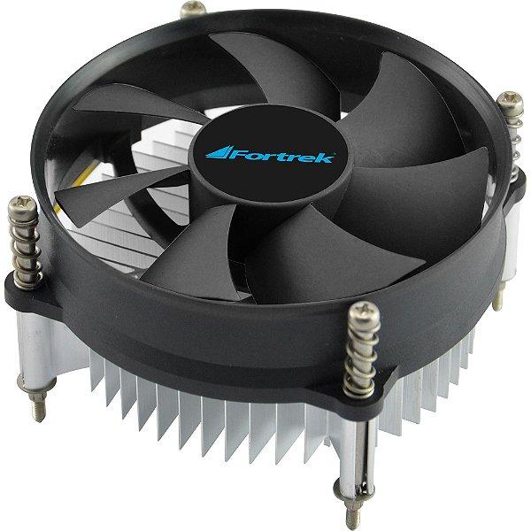 COOLER 1155/1150 P/PROCESSADOR CLR-101 FORTREK BOX