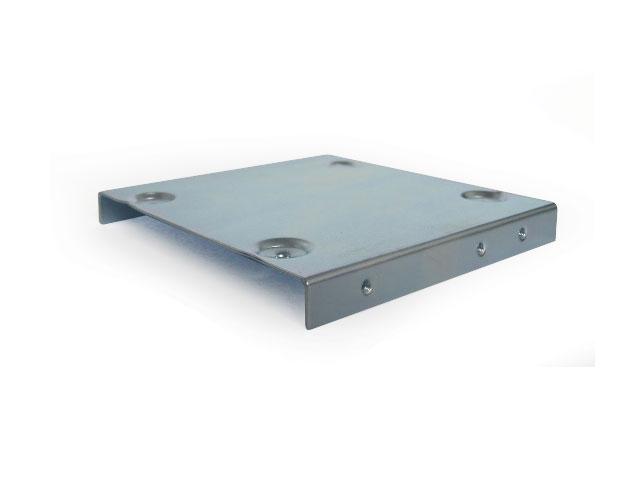 DIVERSOS - ADAPTADOR SUPORTE HDD/SSD 2,5 7MM/9MM P/ 3,5 DESKTOP UNIVERSAL CENTRIUM BOX