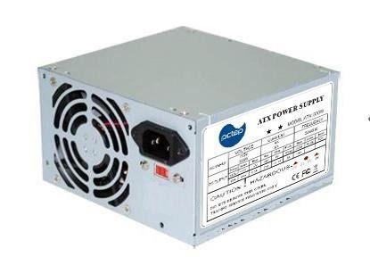 FONTE ATX 200W 20/24 PINOS FAPT200V2 2-SATA 2 IDE C/ CABO PCTOP BOX