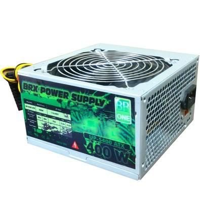 FONTE ATX 400W REAL 20/24 PINOS UP-S400 IDE BR-ONE BOX