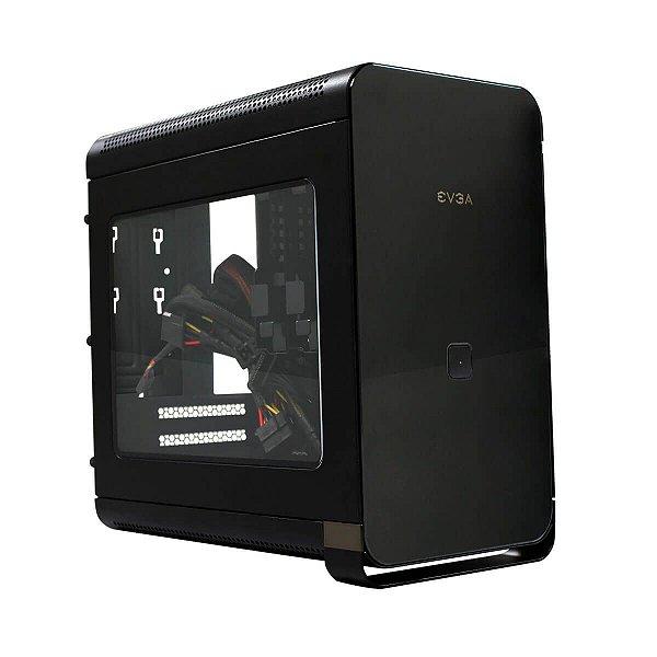 GABINETE HADRON AIR 110-MA-1001-K1 500W C/FONTE EVGA BOX