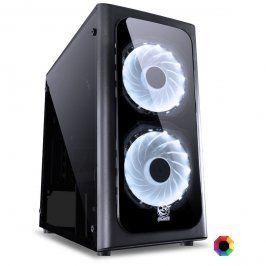 GABINETE S/ BAIA EXTERNA NOVBC7C1FCA- BC S/ FONTE LED 7 CORES PCYES BOX