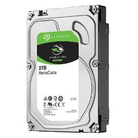 HD 3000GB SATA 3 6GB/S ST3000DM007 7200RPM BARRACUDA SEAGATE OEM