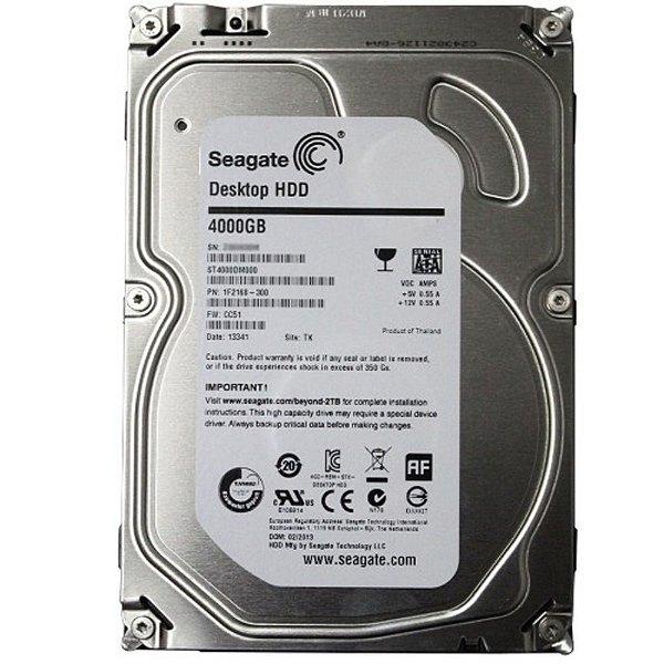 HD 4000GB SATA3 ST4000DM000 5900 RPM 64MB SEAGATE OEM