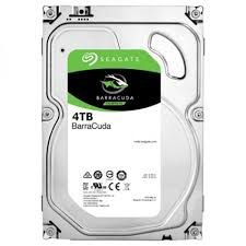 HD 4000GB SATA3 ST4000DM005 7200RPM BARRACUDA SEAGATE BOX