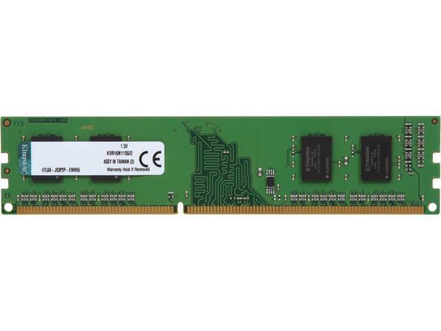MEMORIA 2G DDR3 1600 MHZ KVR16N11S6/2 KINGSTON BOX