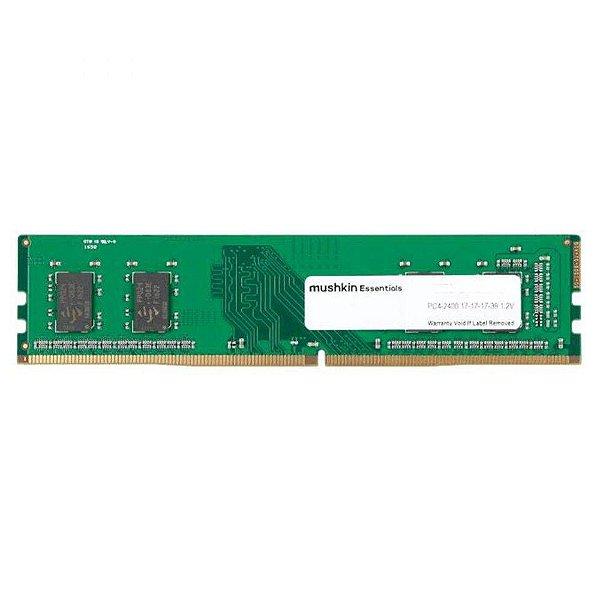 MEMORIA 4GB DDR4 2400 MHZ MES4U240HF4 MUSHKIN BOX