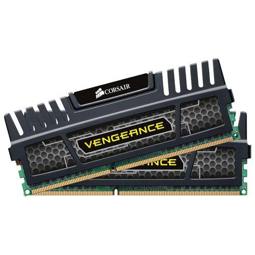 MEMORIA 8GB (2X4) DDR3 1600 MHZ VENGEANCE CMZ8GX3M2A1600C9 CORSAIR BOX