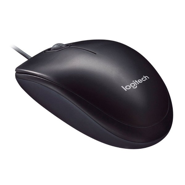 MOUSE USB M90 1000 DPI PRETO LOGITECH BOX