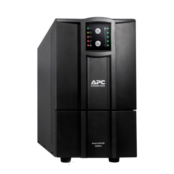 NO-BREAK 2200VA SMC2200BI-BR SMART UPS BIVOLT APC BOX