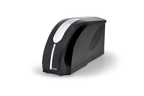 NO-BREAK 700VA 4016 UPS SOHO II BIVOLT 1BS CE PRETO TS SHARA BOX