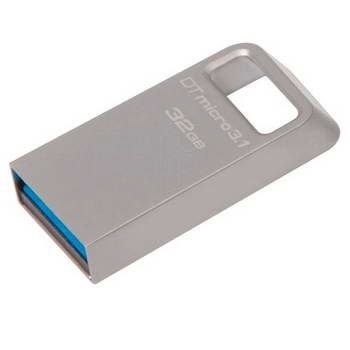 PEN DRIVE 32 GB DATATRAVELER MICRO DTMC3/32G KINGSTON BOX