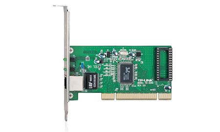 PLACA DE REDE PCI 10/100/1000 GIGABIT TG-3269 TP LINK BOX